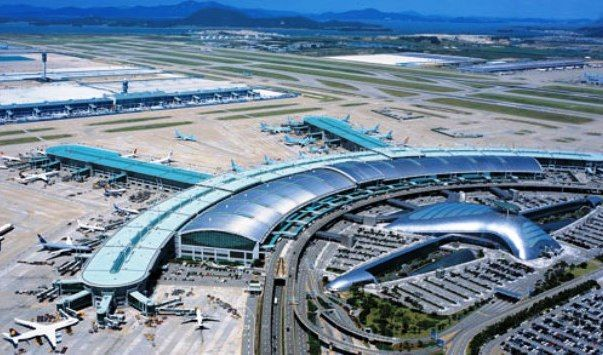 Aeropuerto de Seúl Incheon (ICN)