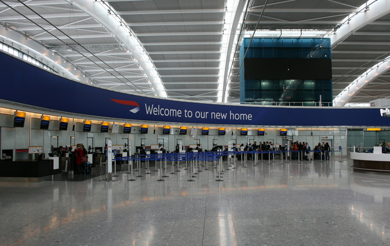Aeropuerto de Londres Heathrow (LHR)