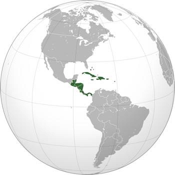 America Central y Caribe